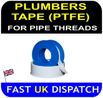 IBC ADAPTER PTFE Tape Plumbers